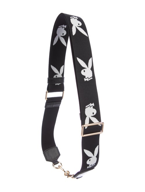 e2ee7b14d21 Marc Jacobs 2018 Playboy Webbing Bag Strap - Accessories - MAR57775 ...