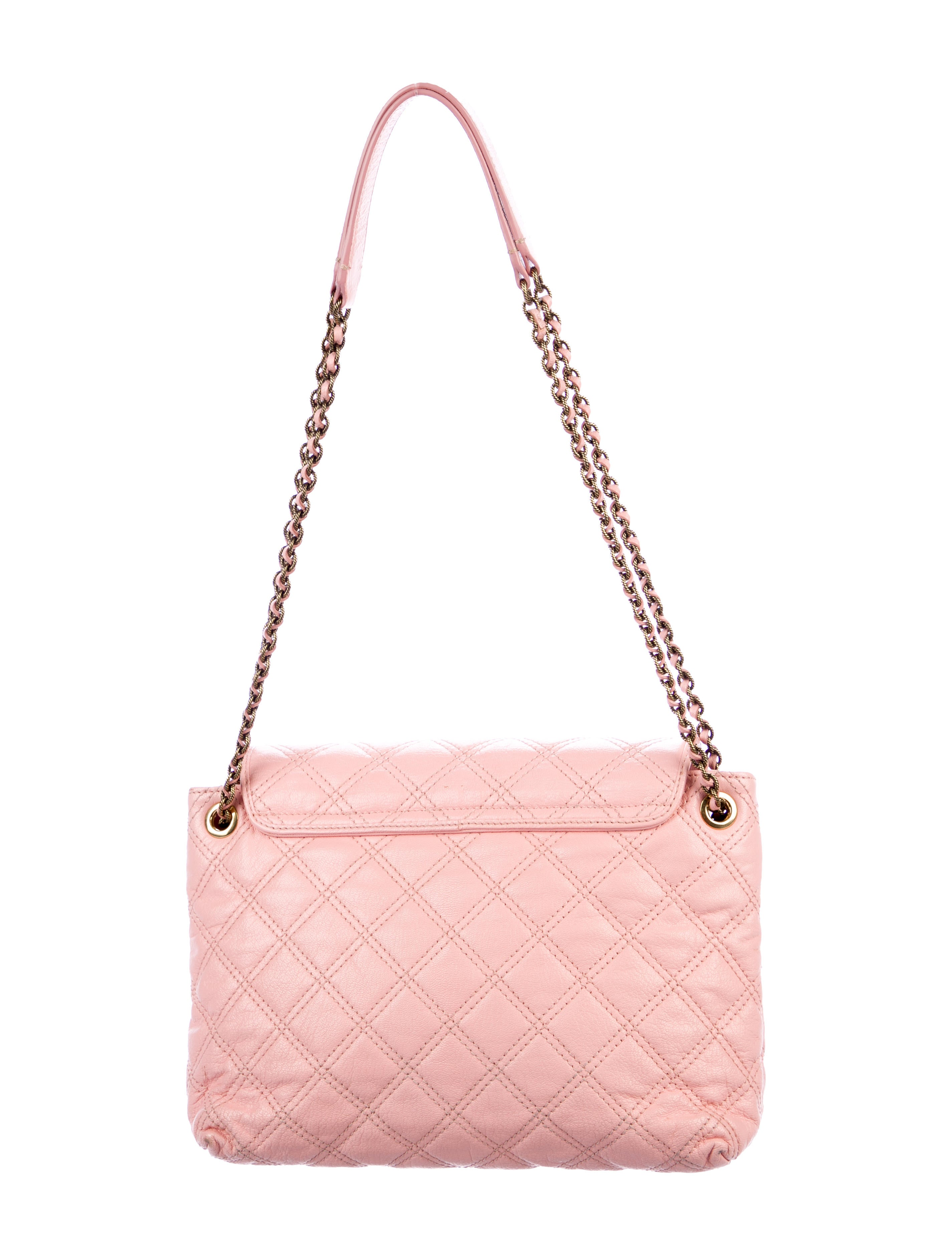 c8b5f0a42f0d Marc Jacobs Quilted Xl Single Shoulder Bag - Best Quilt Grafimage.co
