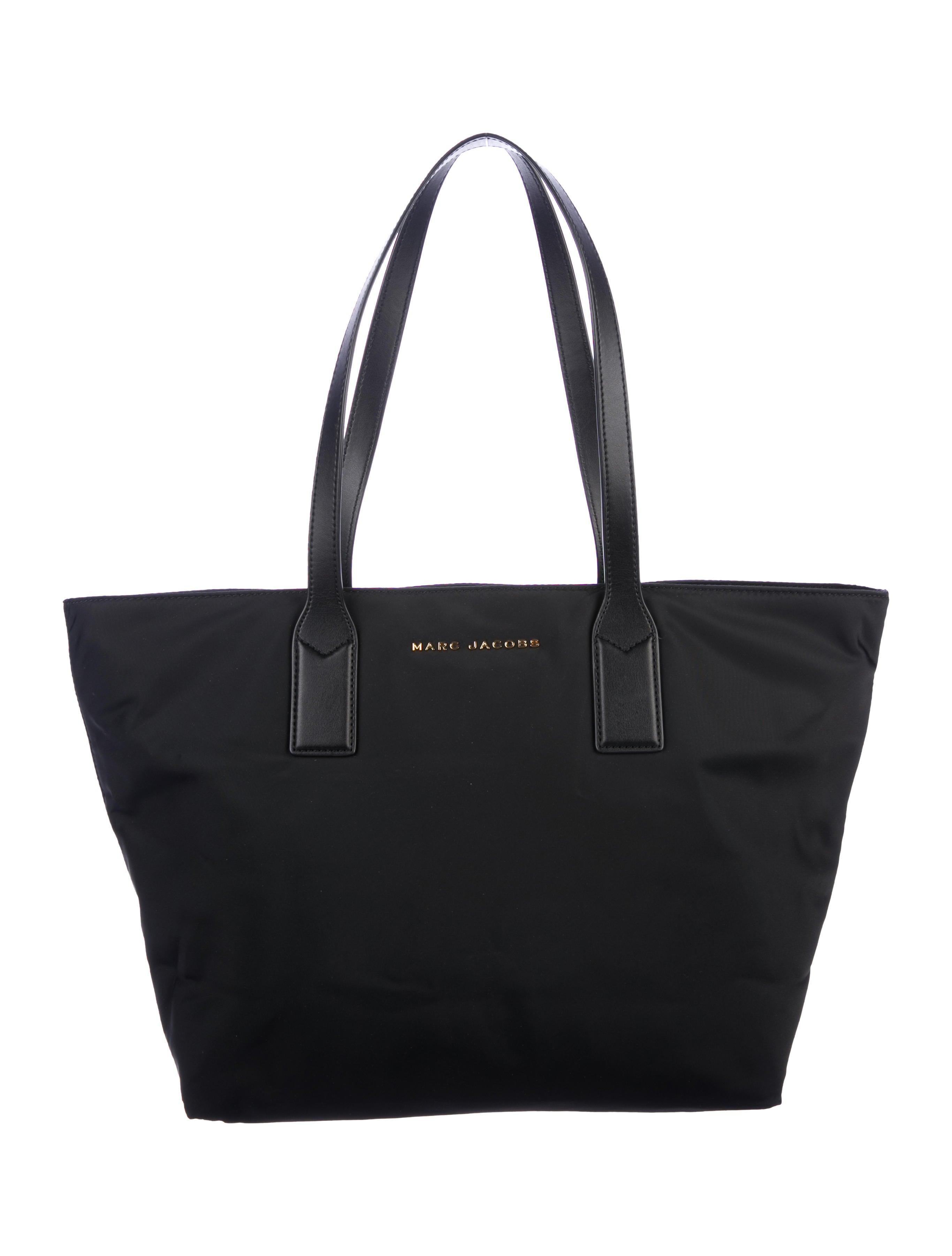 9a5e583ac254 Marc Jacobs Nylon Wingman Tote Bag - Handbags - MAR67760