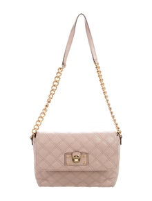 fcffd115a2 Marc Jacobs. Quilted Leather Bag