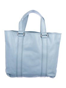 df5503ca71a1 Marc Jacobs. Leather Open Tote