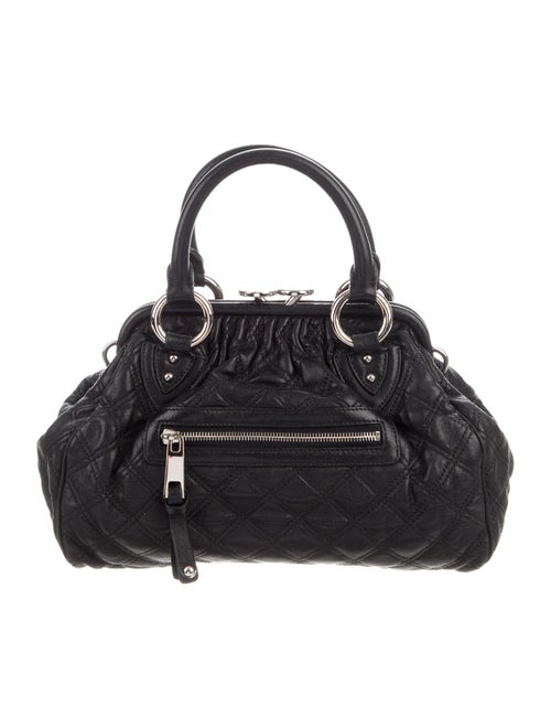 37170f9f2bb Marc Jacobs Quilted Leather Stam Bag - Handbags - MAR73443   The ...