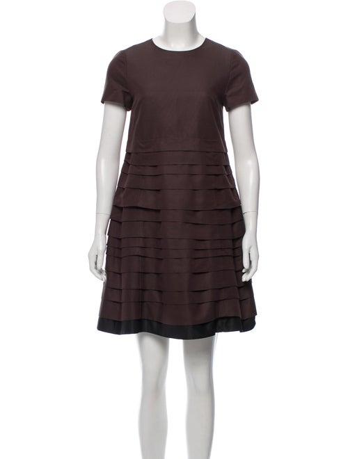 Marc Jacobs Tiered Mini Dress