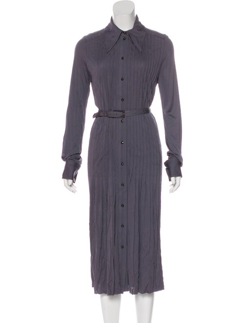 Marc Jacobs Belted Button-Up Dress w/ Tags