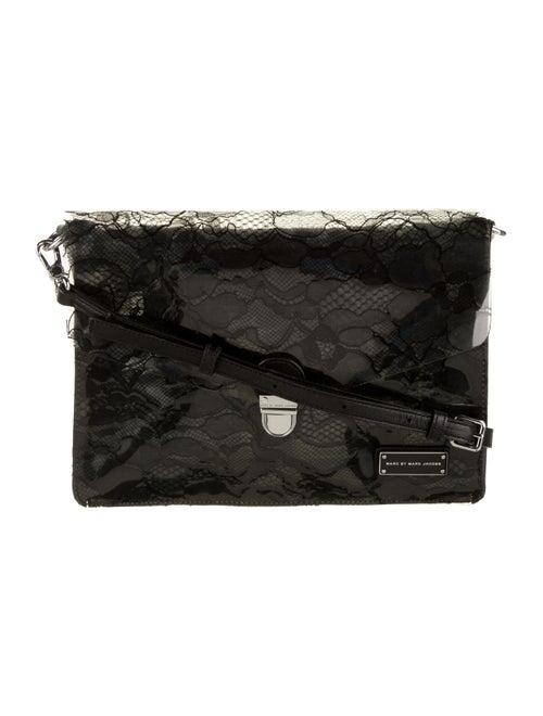 Marc Jacobs PVC Shoulder Bag Clear