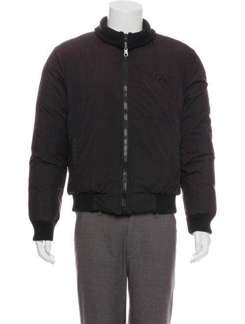 Marc Jacobs Padded Zip Jacket black
