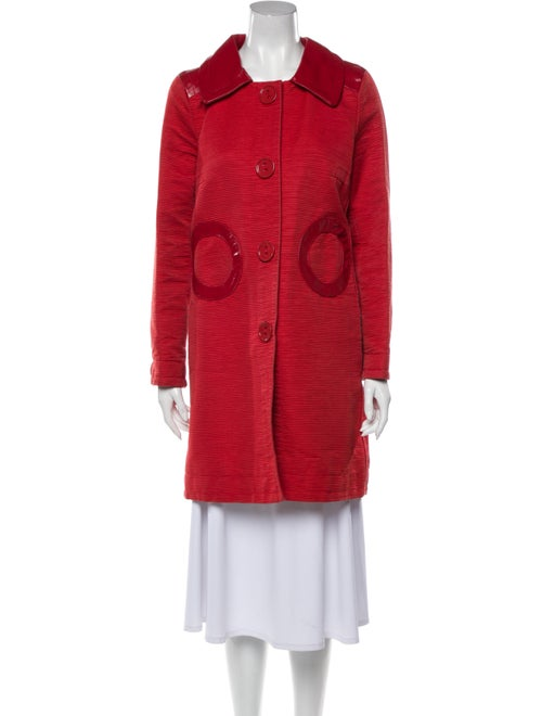 Marc Jacobs Coat Red