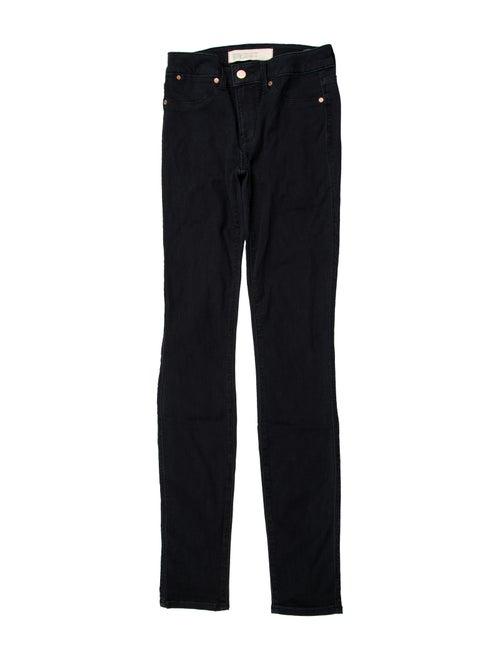 Marc Jacobs Skinny Leg Pants Blue