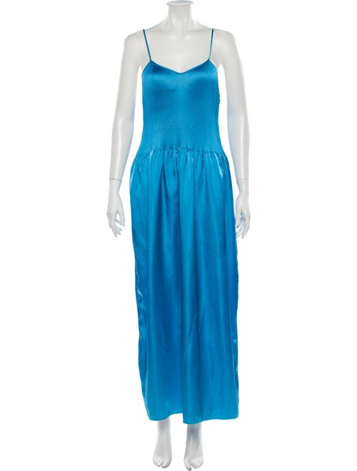 Mary McFadden Nightgown Blue - image 1
