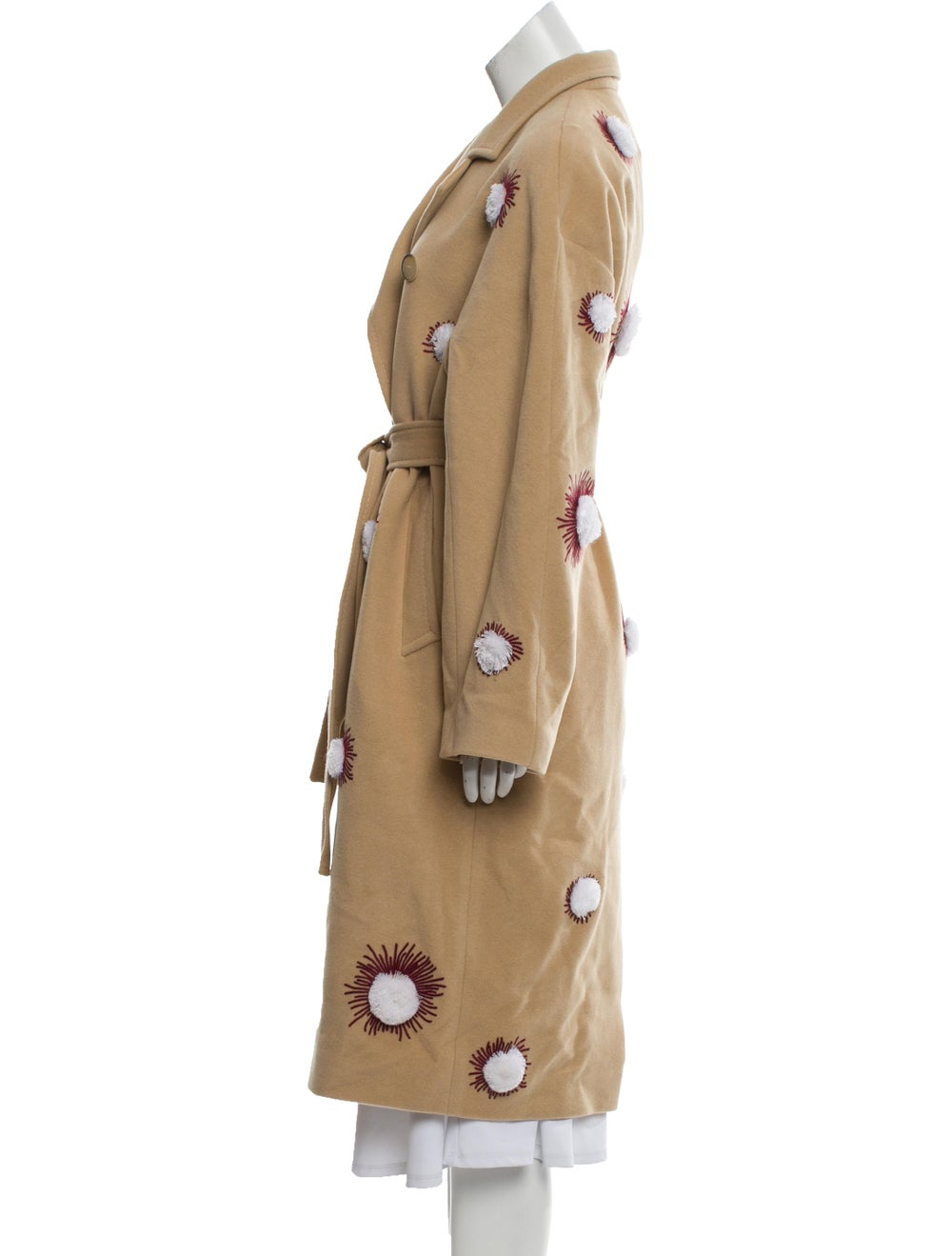 March 11 Embroidered Long Coat - image 2