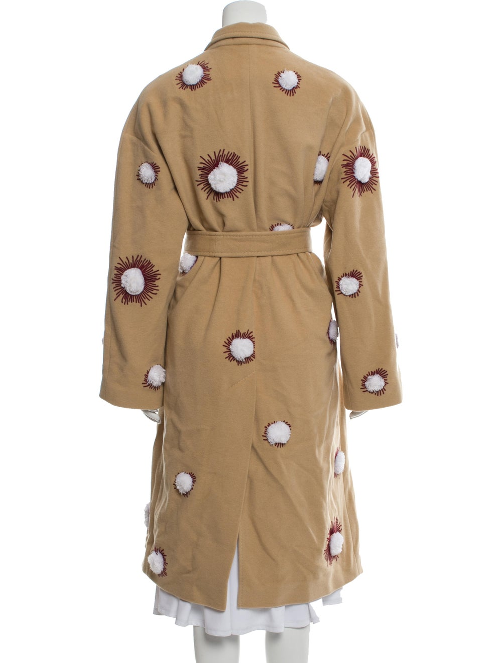 March 11 Embroidered Long Coat - image 3