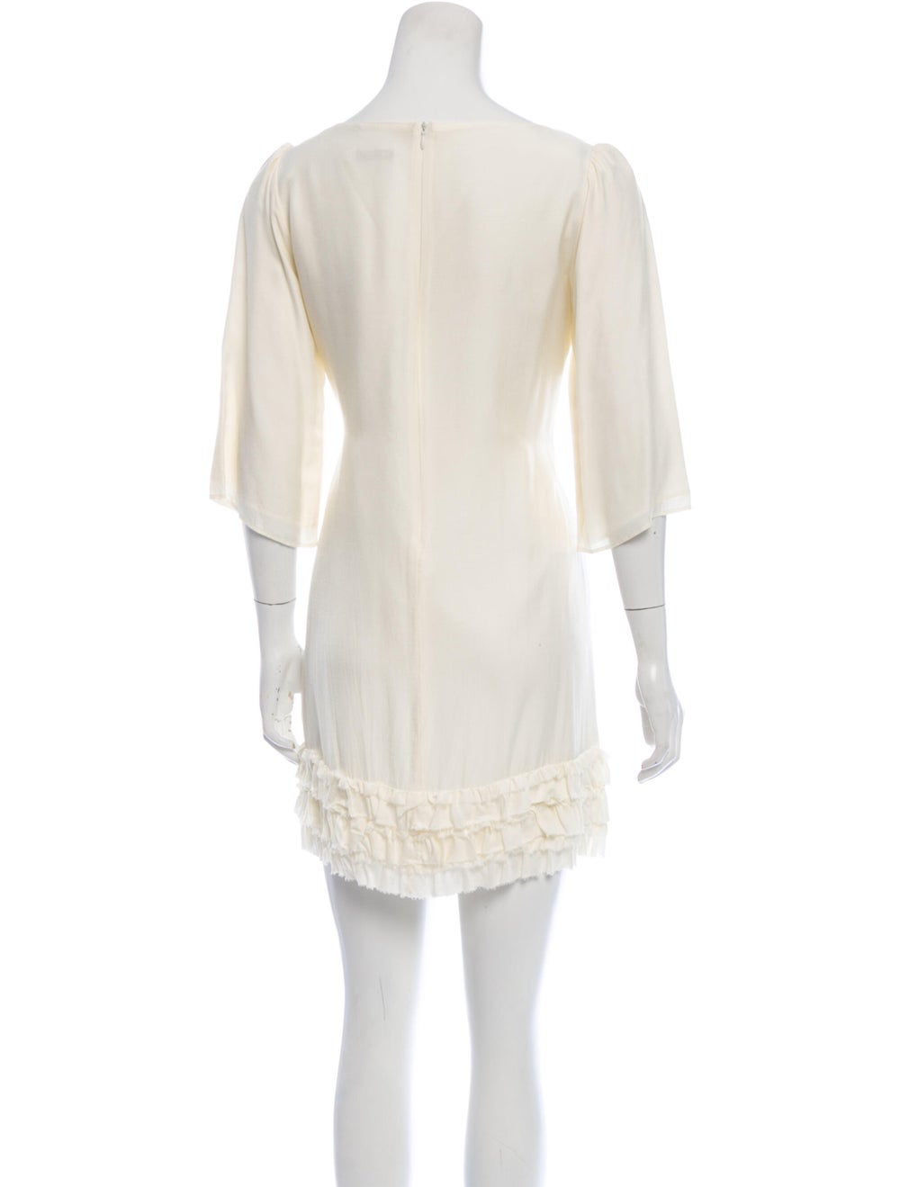 Marimekko Bateau Neckline Mini Dress - image 3