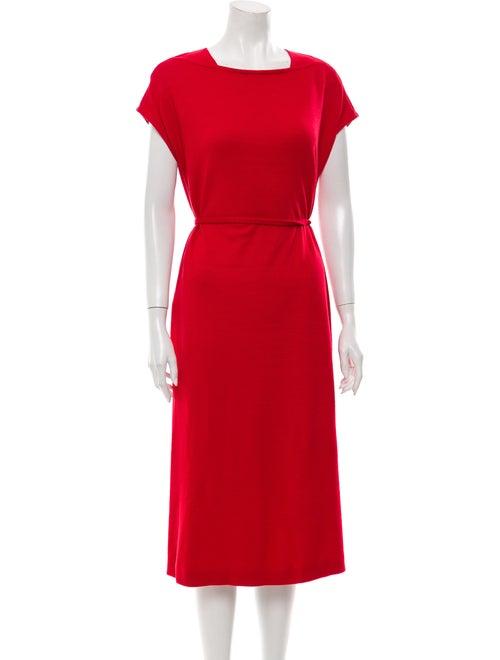 Marimekko Square Neckline Midi Length Dress w/ Tag