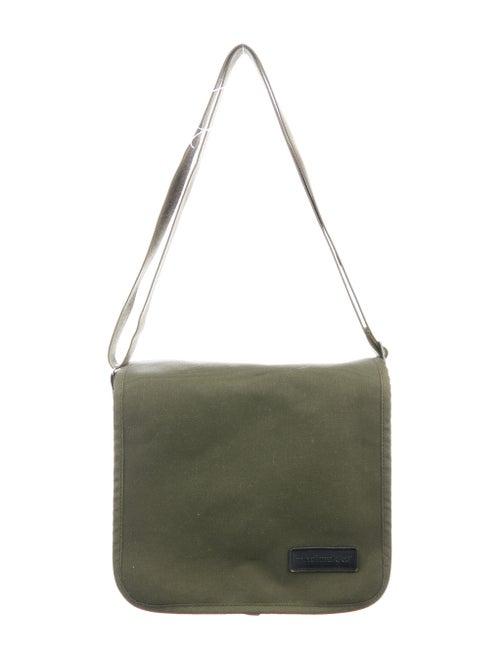 Marimekko Canvas Crossbody Bag Green