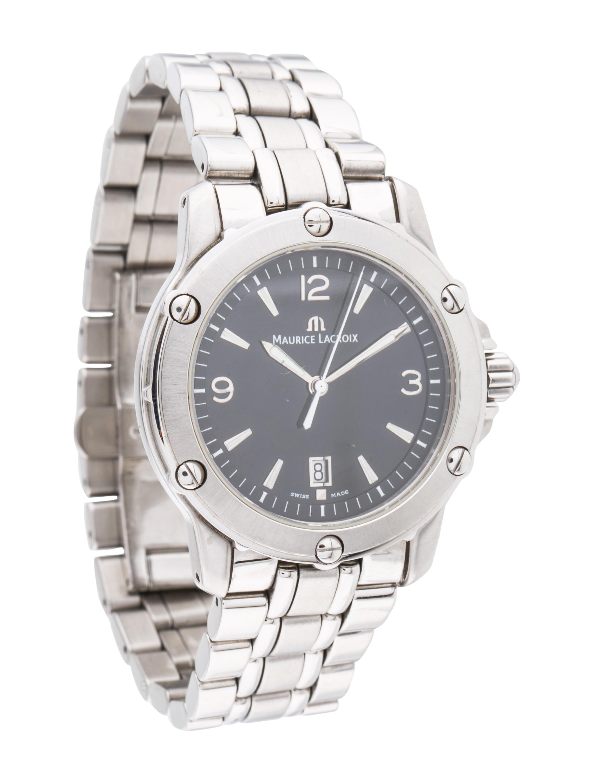 Maurice Lacroix Tiago Watch Bracelet Mau20150 The
