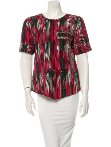 Maiyet Silk Top None