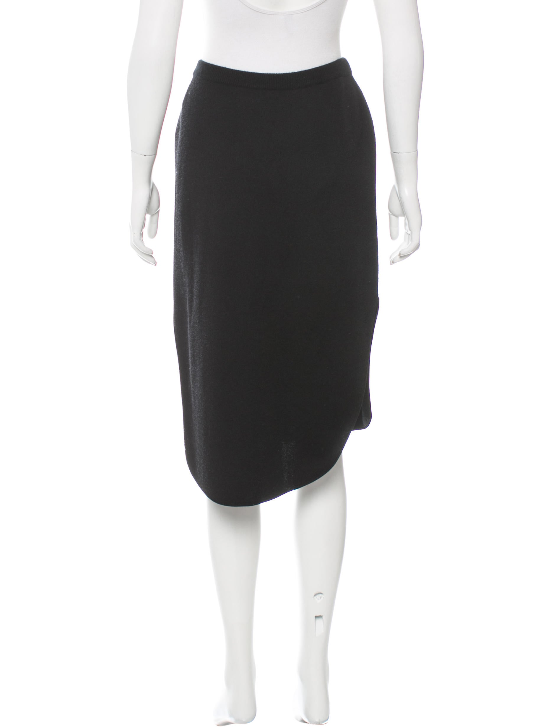 maiyet knee length knit skirt clothing may21167 the