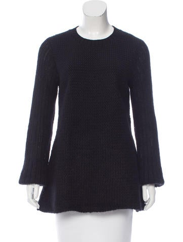 Maiyet Long Sleeve Knit Sweater None