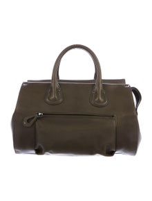 Maiyet Smooth Leather Satchel