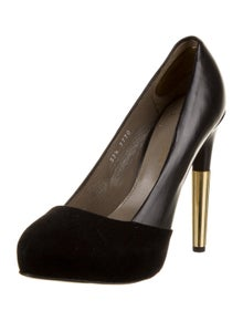 Maiyet Leather Pumps