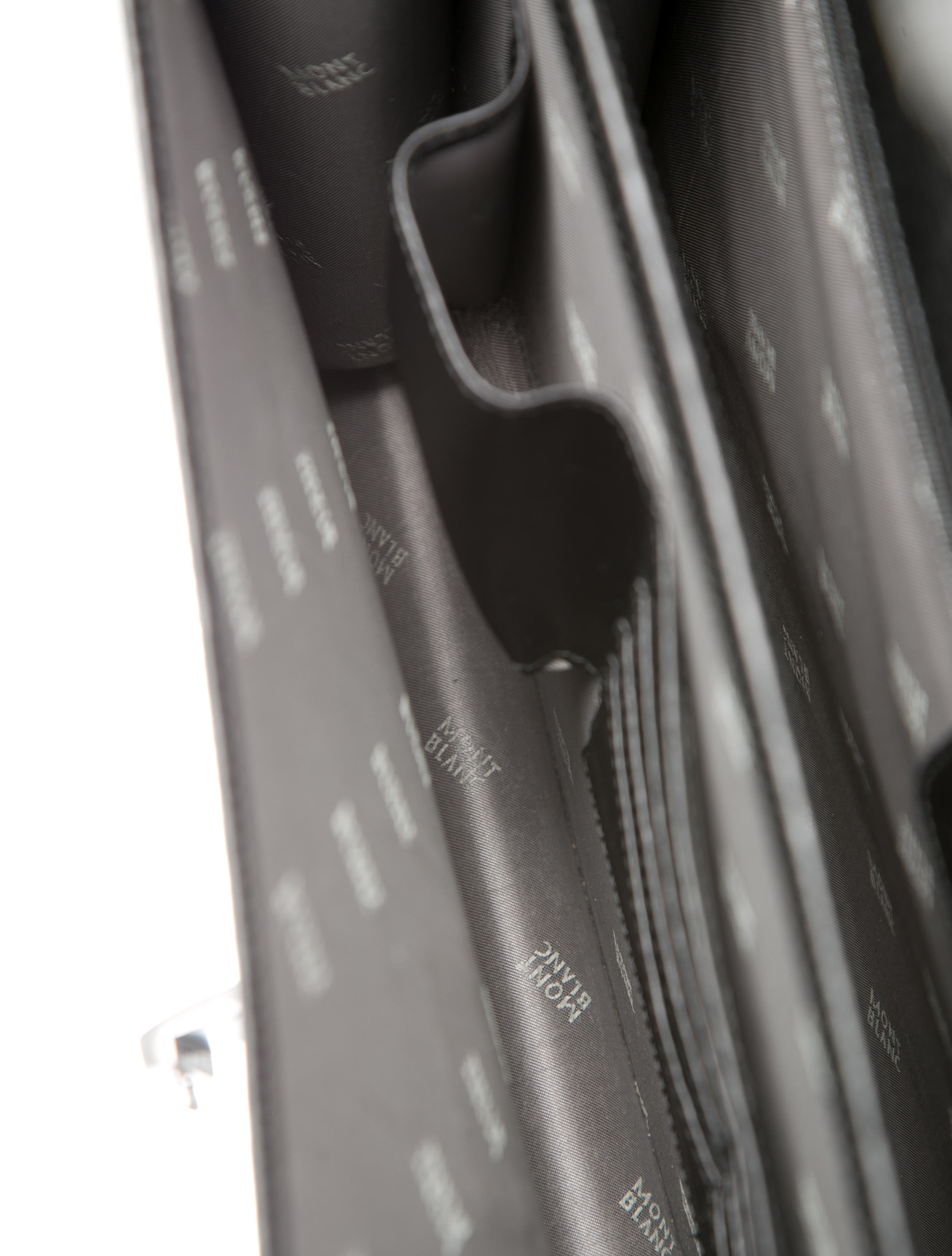 Montblanc Westside Double Gusset Briefcase Bags  : MBL208815enlarged from www.therealreal.com size 2736 x 3610 jpeg 541kB