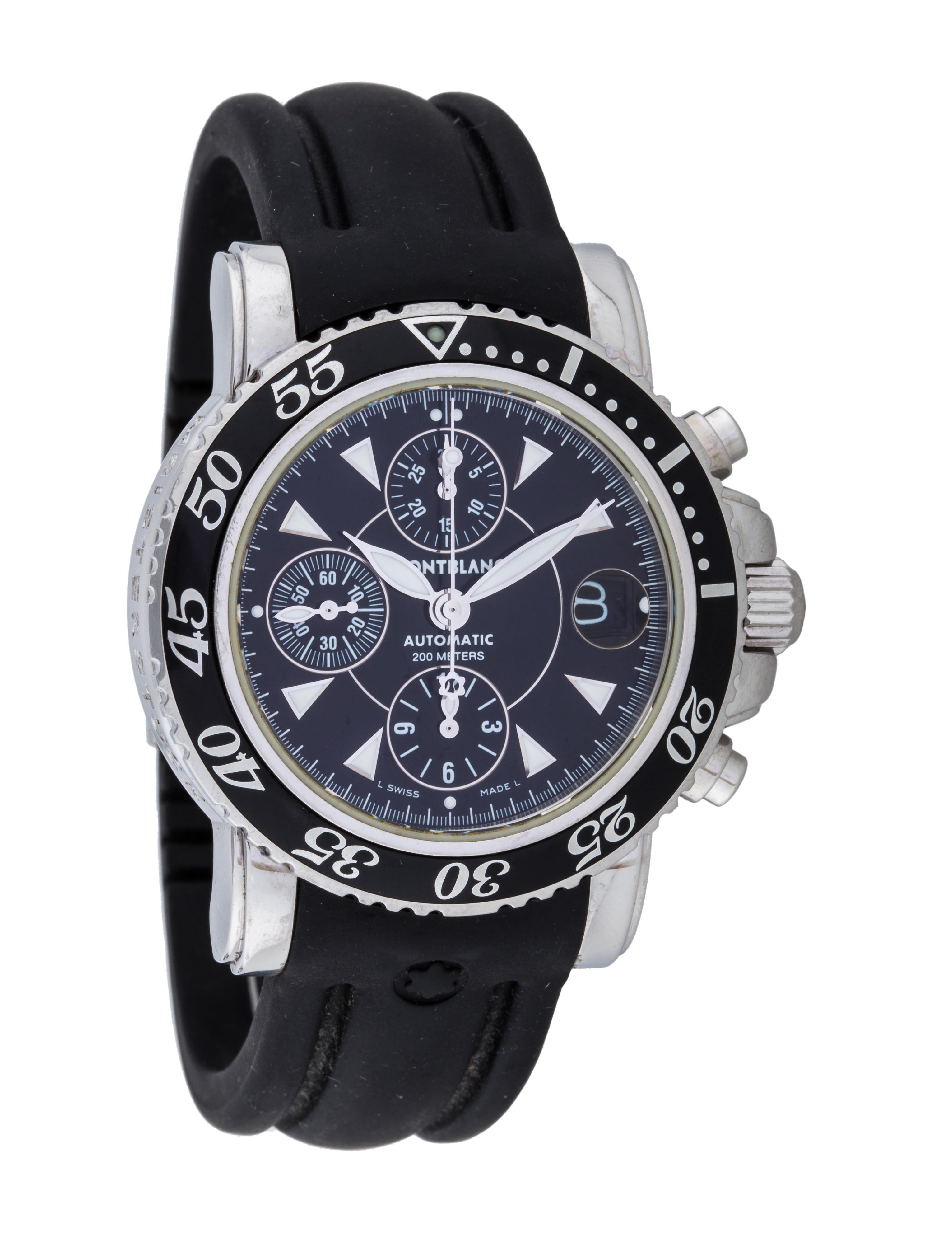 montblanc sport chronograph mbl21339 the