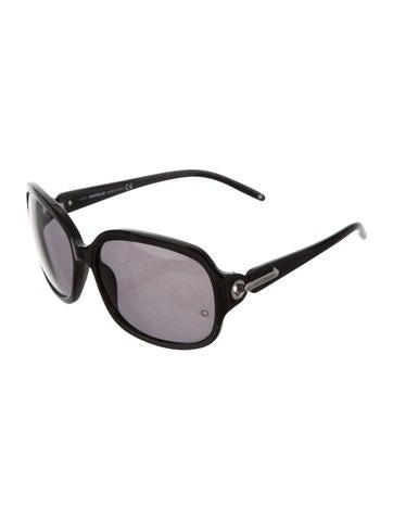 Square Tinted Sunglasses