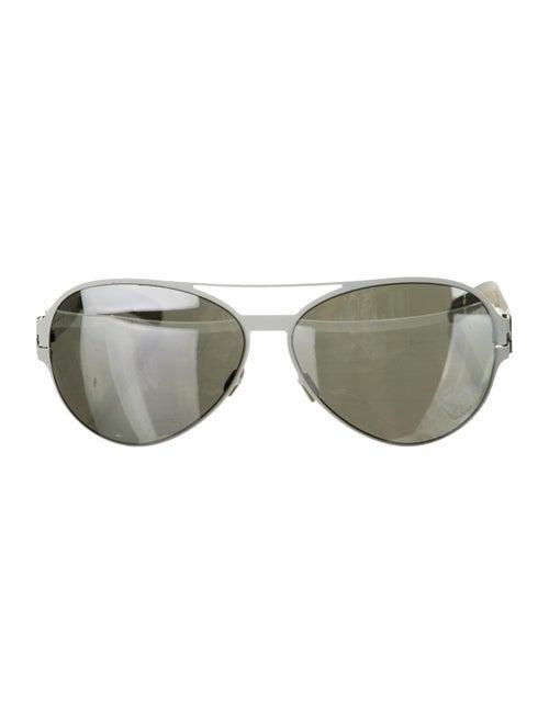 Mykita & Bernhard Willhelm Fritz Aviator Sunglasse