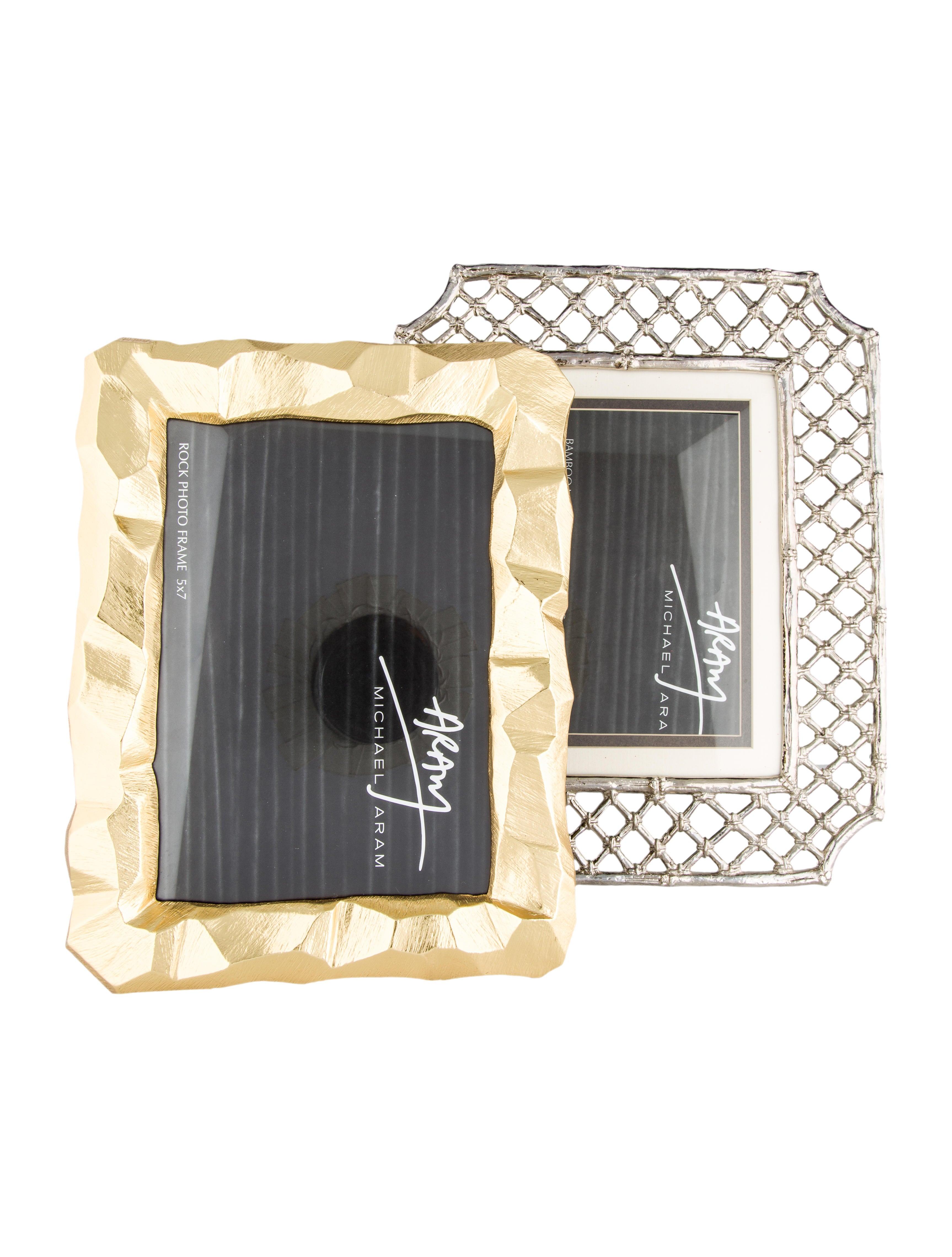 Michael Aram Picture Frames - Decor & Accessories - MCA20632 | The ...
