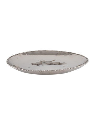 Michael Aram Molten Serving Tray None