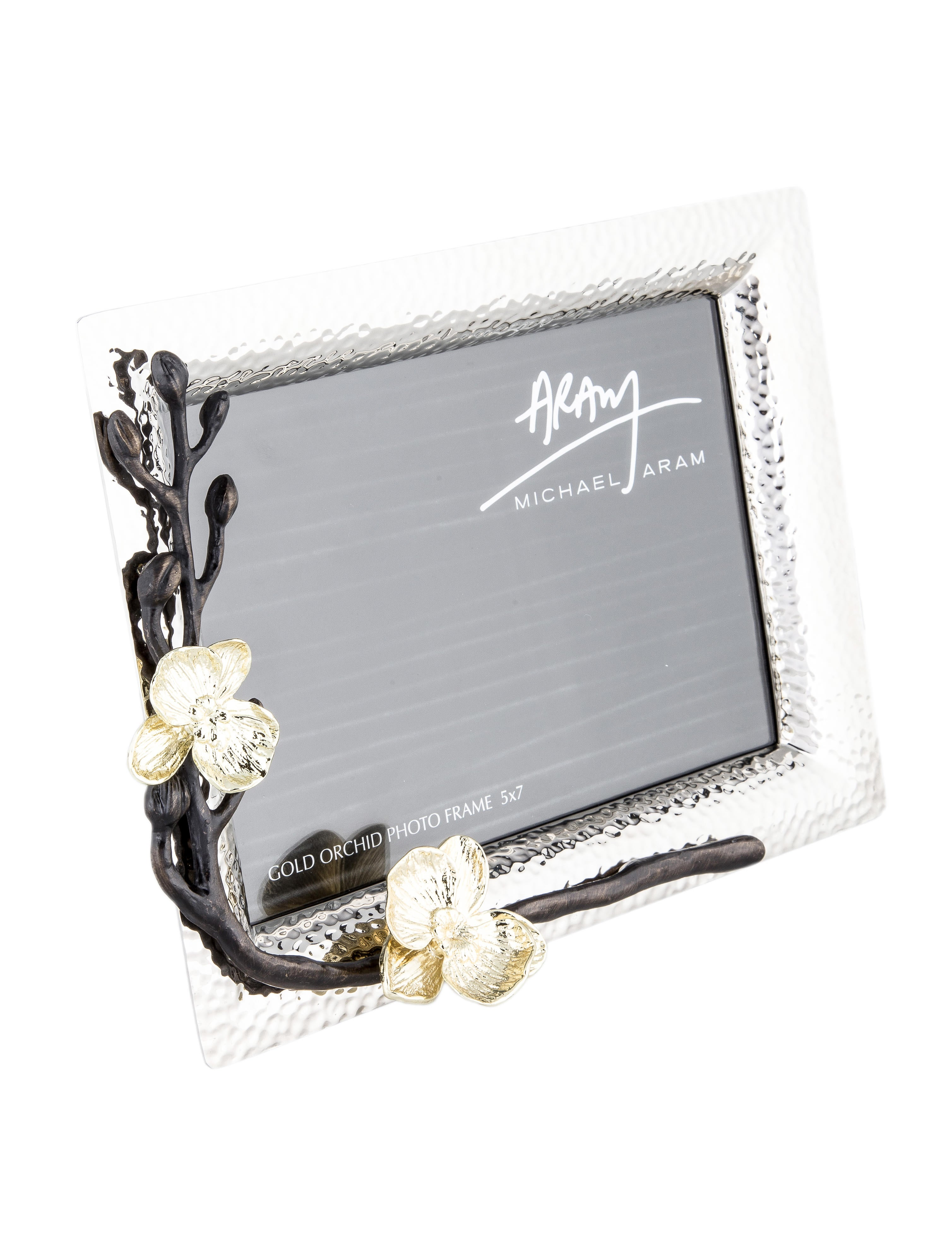 Michael Aram Gold Orchid Picture Frame - Decor And Accessories ...