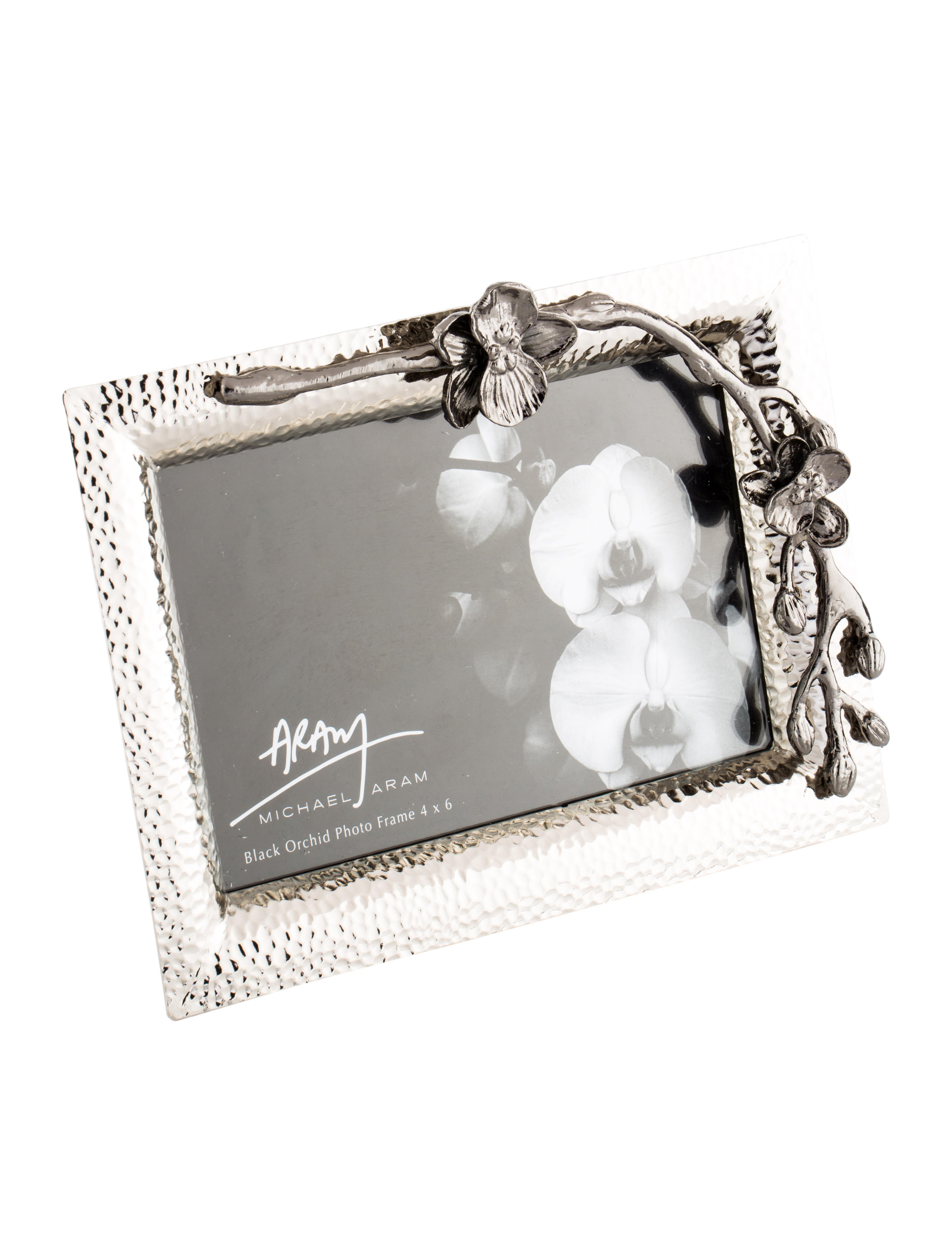 Michael Aram Black Orchid Picture Frame - Decor And Accessories ...