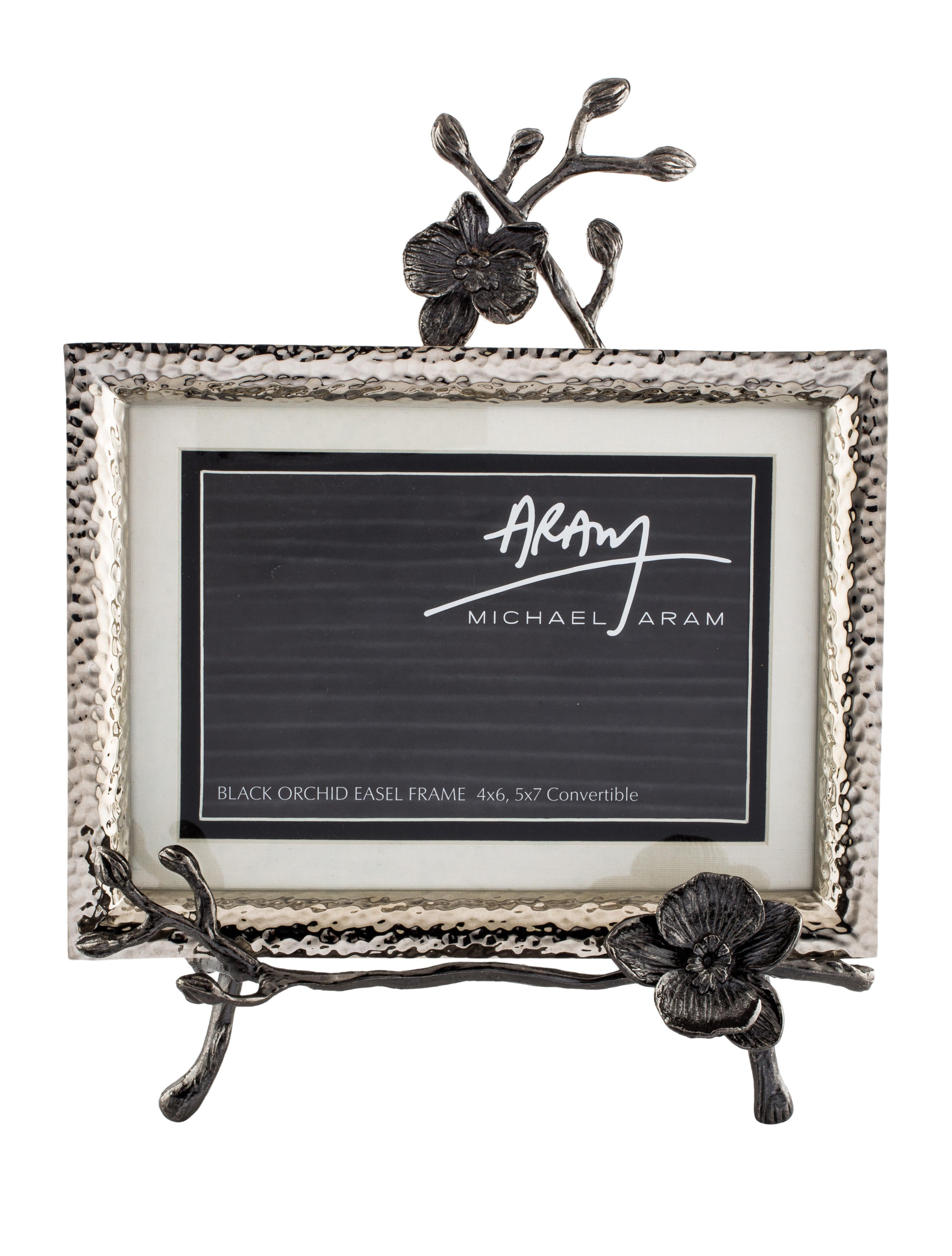 Michael Aram Black Orchid Easel Amp Picture Frame Decor