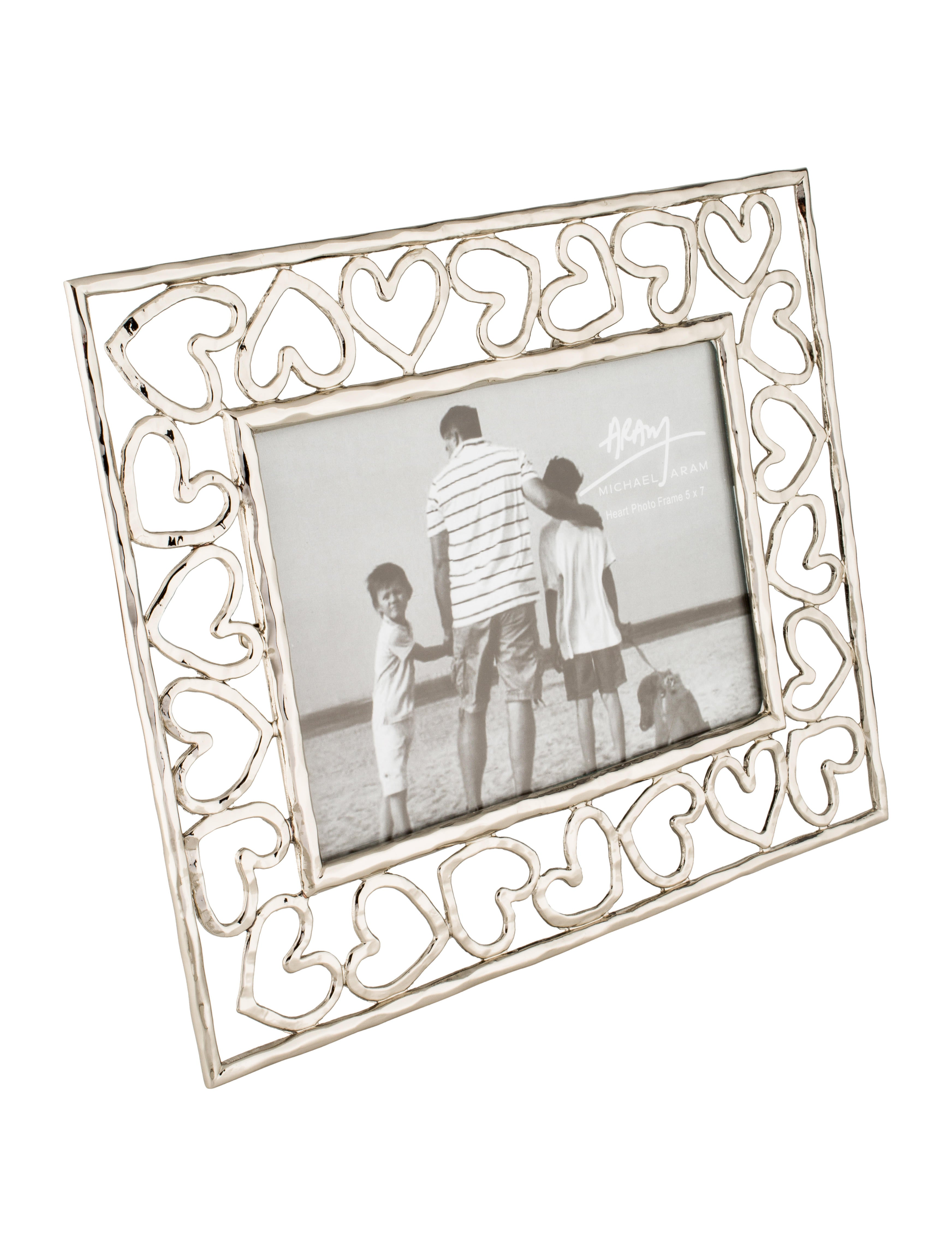 Michael Aram Heart Picture Frame - Decor And Accessories - MCA21226 ...