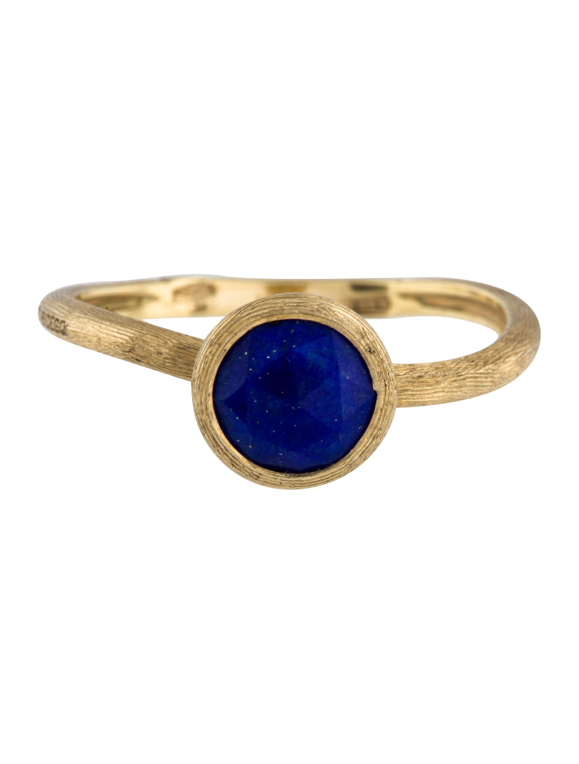 Lapis Lazuli Rings For Sale
