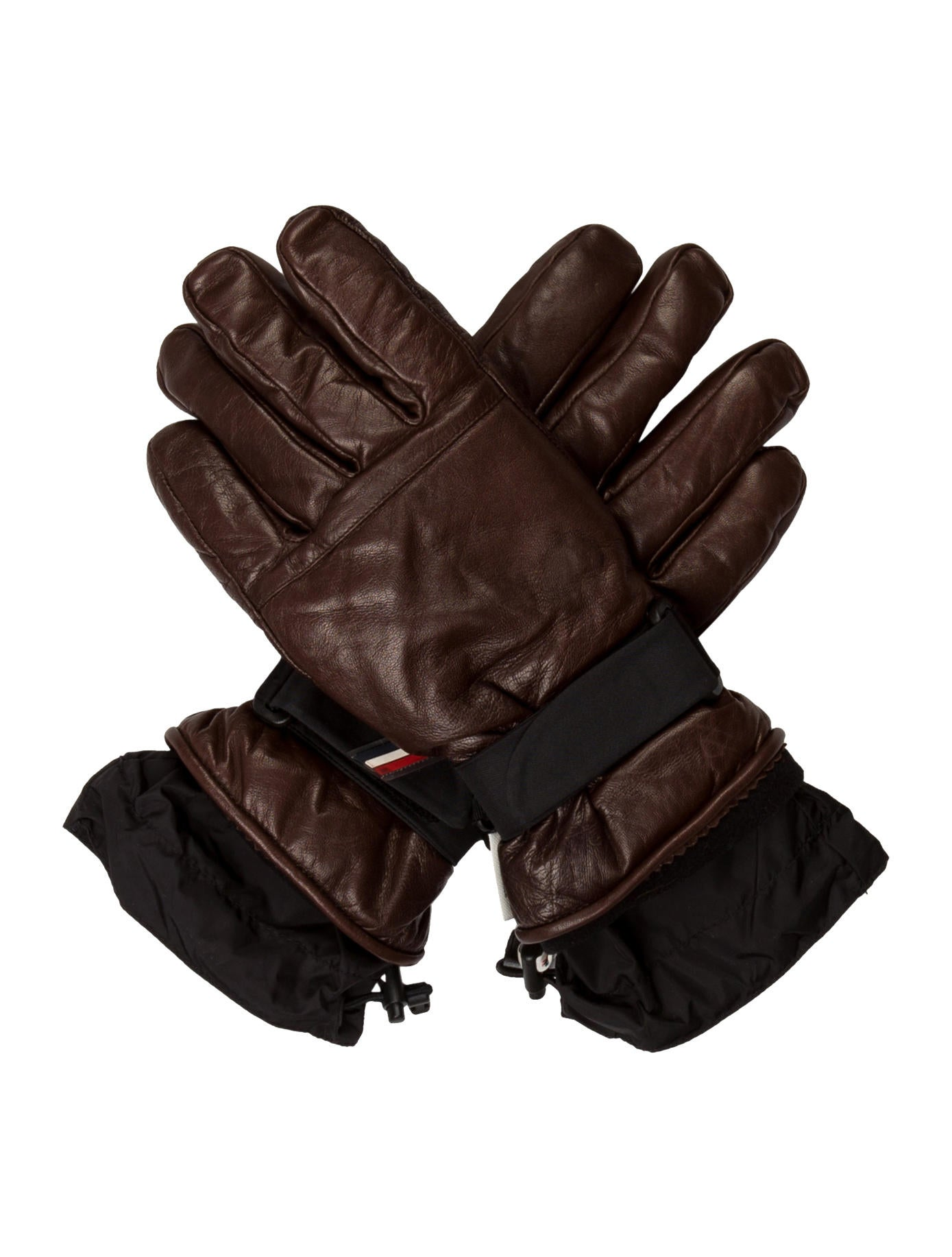67e24e273 Moncler Grenoble Lambskin Leather Gloves - Accessories - MGREN20207 ...