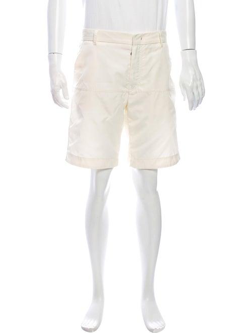 Moncler Grenoble Shorts White