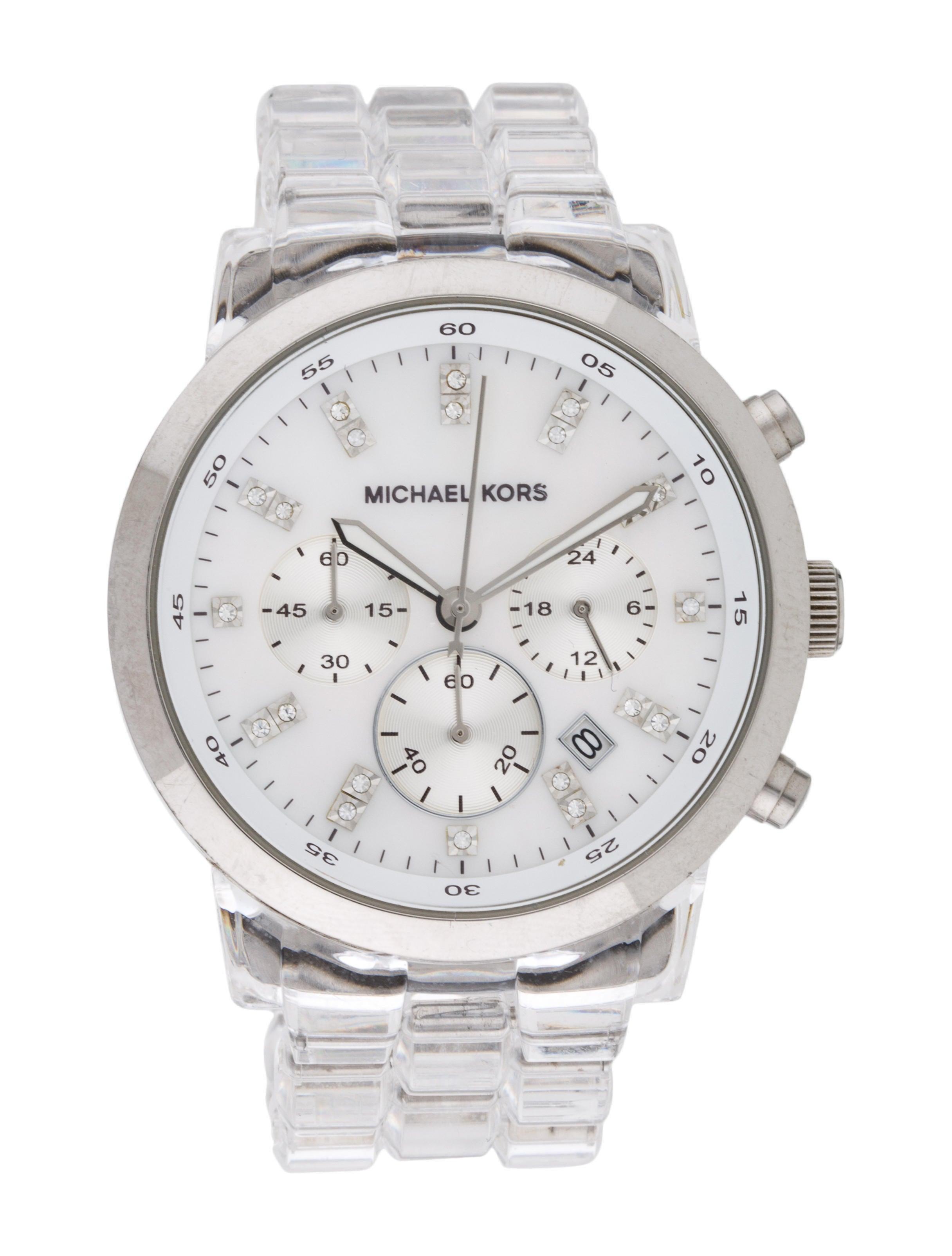 Michael Kors Cooper Watch Bracelet MIC100838 | The RealReal