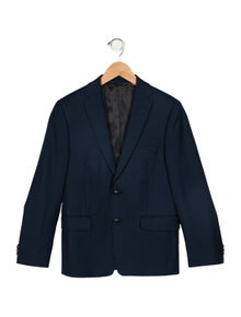 Michael Kors Boys' Wool Knit Blazer