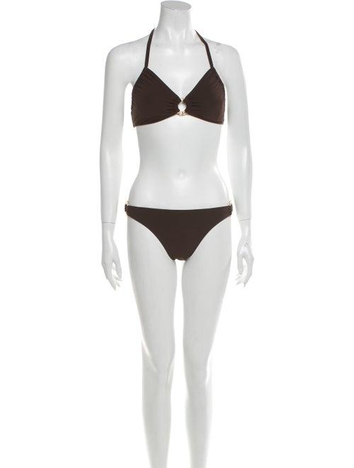 Michael Kors Bikini Brown