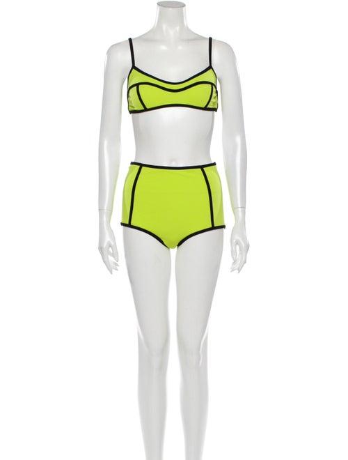 Michael Kors Bikini Green