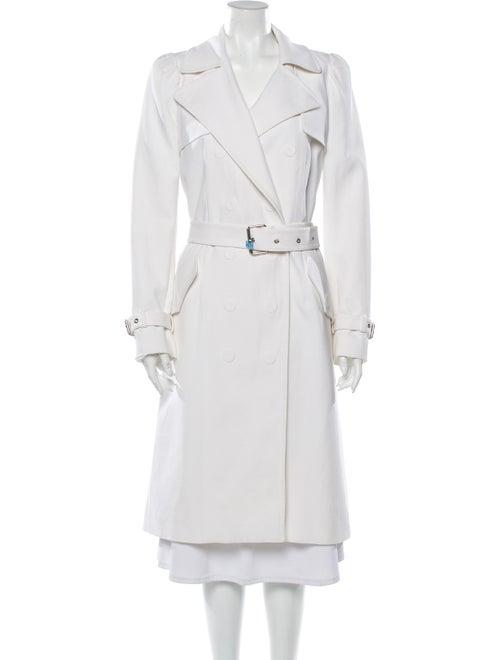 Michael Kors Trench Coat White