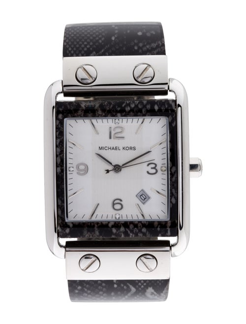 Michael Kors Classic Watch Silver