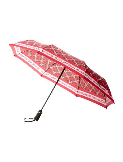 Michael Kors Abstract Umbrella multicolor