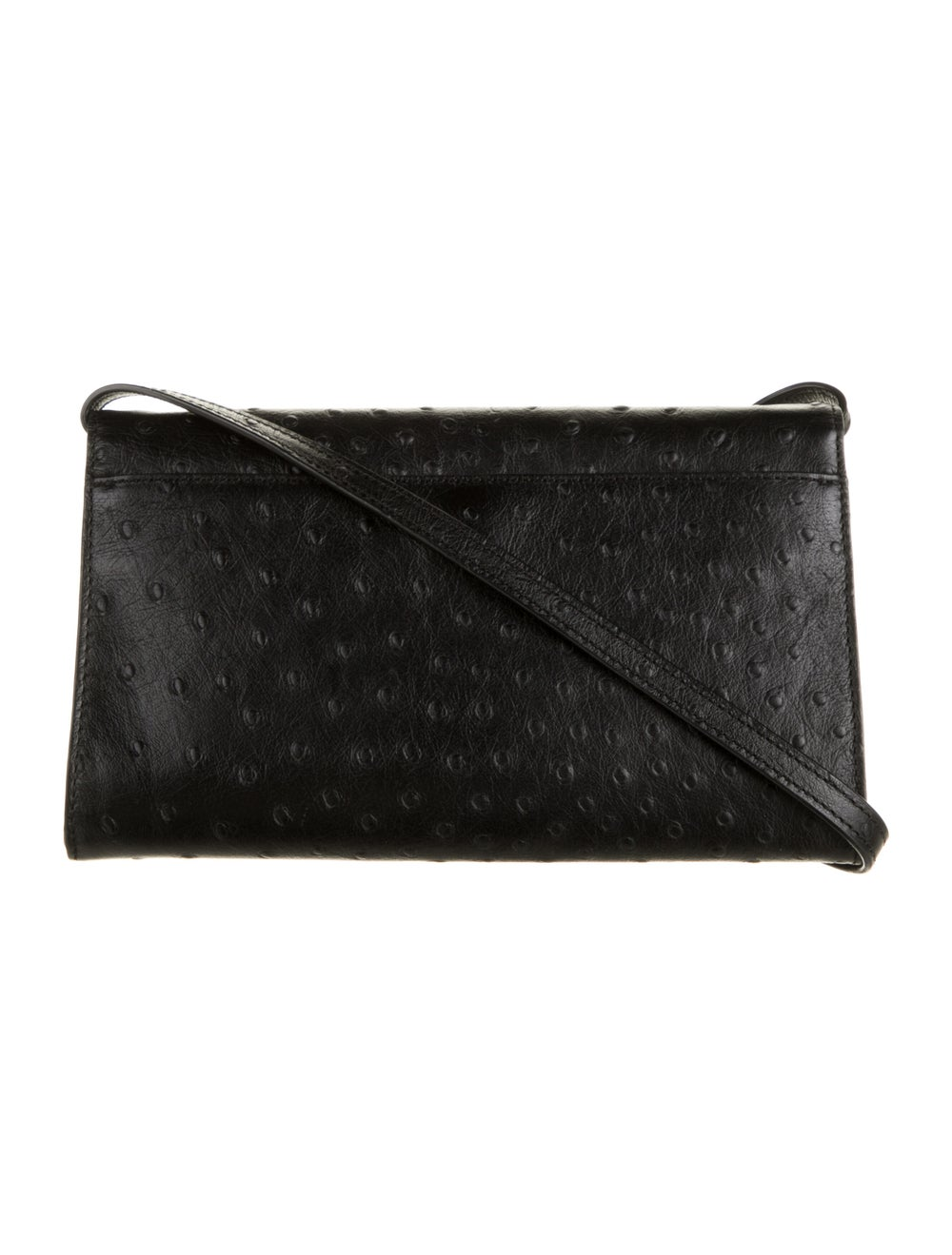 Michael Kors Embossed Leather Bag Black - image 4