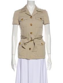 Michael Kors Virgin Wool Jacket