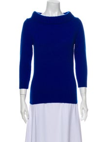 Michael Kors Cashmere Mock Neck Sweater
