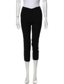 Michael Kors Virgin Wool Straight Leg Pants