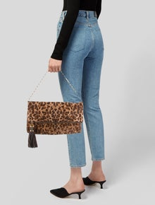 Michael Kors Ponyhair Shoulder Bag