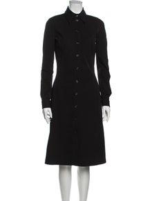 Michael Kors Midi Length Dress